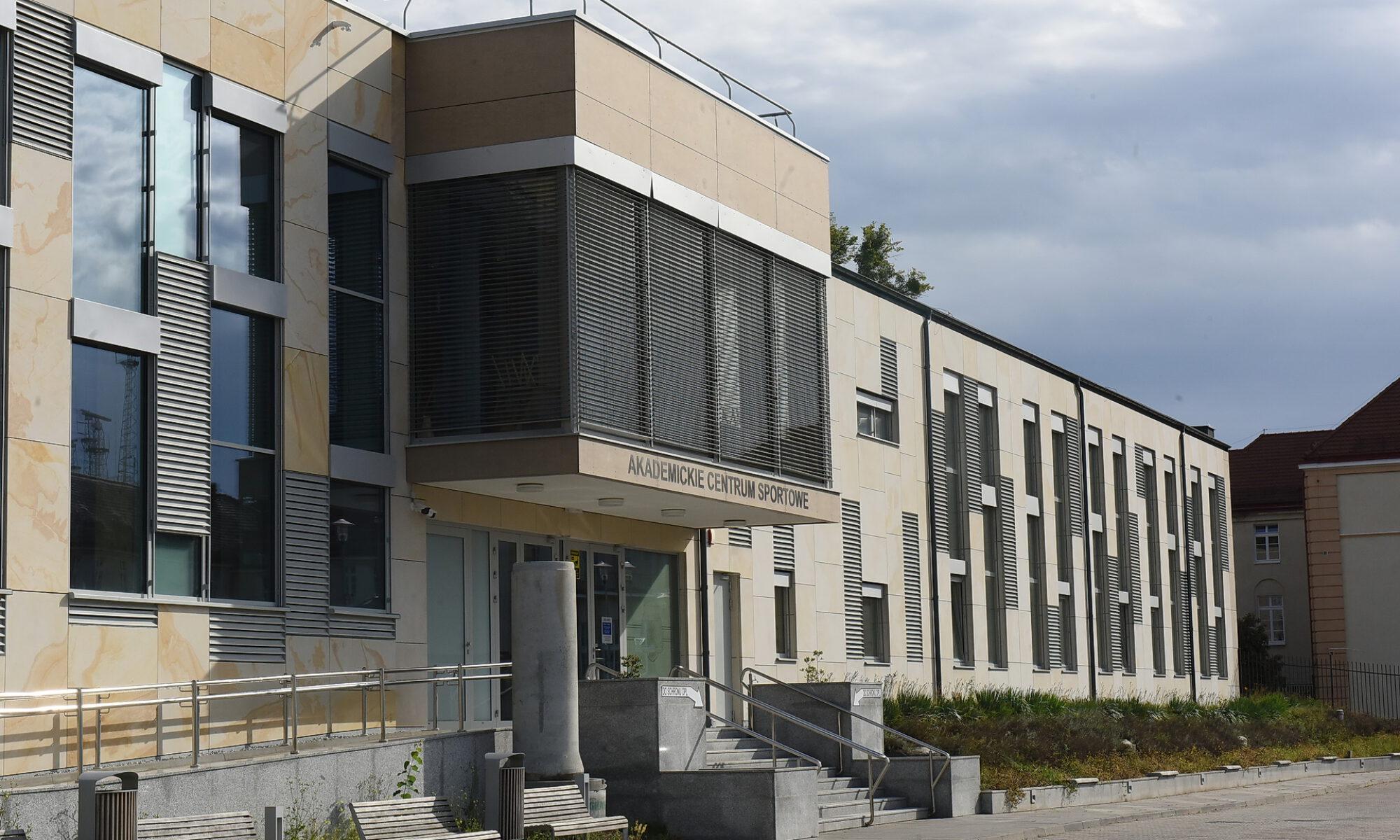 Akademickie Centrum Sportowe